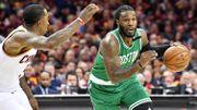 Boston inflige sa première défaite en play-offs aux Cavaliers