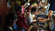En Thaïlande, l'opéra chinois revit à l'approche du Nouvel An