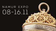 Près de 27.000 visiteurs attendus au 38e Salon Antica à Namur qui célèbre la gastronomie