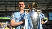 Phil Foden a joué 13 matchs de Premier League cette saison