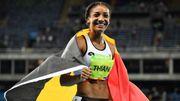 Nafissatou Thiam est l'invitée du Week-end sportif