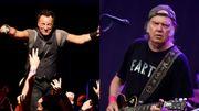 Bruce Springsteen et Neil Young vous font de beaux cadeaux
