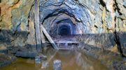 Un sol qui regorgeait de minerais de zinc
