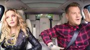"""Madonna se déchaîne dans le prochain """"Carpool Karaoke"""""""
