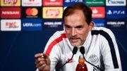 """Thomas Tuchel, le coach du PSG, ne s'attend """"pas à un match facile"""" face à Bruges"""