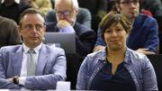 Elections 2019: Bart De Wever (N-VA) et Almaci Meyrem (Groen)