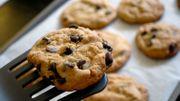 Recette de Candice : Cookies à la courgette, aux noix et aux pépites de chocolat