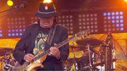Santana: de nouveaux titres en live