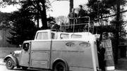 1956 : La Belgique lance son premier journal télévisé