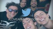 """Jérôme Jarre monte la """"Love Army For Somalia"""" et casse Internet"""