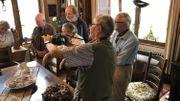 Les Amis des Beaux-Arts en visite à la maison-musée de Maurice Carême