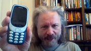 Bruce Dickinson d'Iron Maiden a maintenant un smartphone