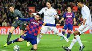 Le Classico Real-Barca remporté par le belge Thibaut Courtois