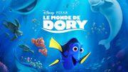 """""""Le Monde de Dory"""", cinquième film d'animation le plus rentable de tous les temps"""