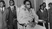 Le maréchal Mobutu Sese Seko