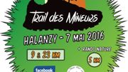 """1er """"Trail des Mineurs"""" à Halanzy (Aubange)"""