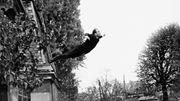 Yves Klein, le saut dans le vide