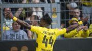 Dortmund intéressé par le transfert définitif de Michy Batshuayi