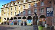 La balade de Carine : Le carnaval toute l'année à Binche !
