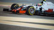 Haas épate Force India