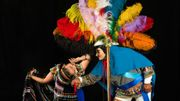 Dans une zone grise du Mexique, un carnaval haut en couleur