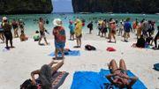 Thaïlande: la baie rendue célèbre par le film « La plage » reste fermée jusqu'en 2021