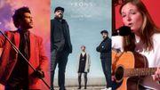 Ykons, The Weeknd et Doria D, trio de tête du Tip Top ce 1er mai