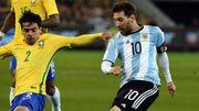 L'Argentine de Sampaoli bat le Brésil 1-0 en match amical