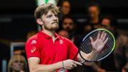 David Goffin signe une 5e victoire et se qualifie pour les demi-finales à l'Ultimate Tennis Showdown