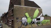 Vues sur Murs, jusqu'au 2 septembre à La Louvière