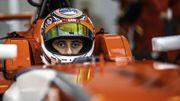 F1: les pilotes pourront changer la déco de leur casque à loisir