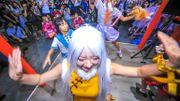 Ma vie est un jeu vidéo : le monde rêvé des internautes chinois