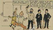 182 pièces signées Hergé mises en vente le 24 mai à Paris