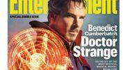 "La première image de Benedict Cumberbatch en ""Doctor Strange"""