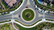 Rond-point : une majorité d'automobilistes ne semble pas connaître le code de la route