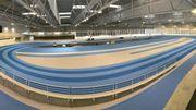 La piste indoor de Louvain-la-Neuve enfin dévoilée