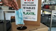A Châtellerault, on recycle les masques jetables