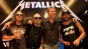 Metallica N°1 des classements