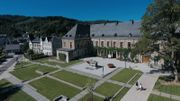 LeMalmundarium,cet ancien monastère est devenu l'attraction touristique majeure de Malmedy