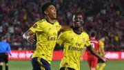 Arsenal l'emporte sur le fil contre le Bayern Munich en match amical