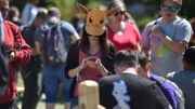 Pokemon Go était devenu un phénomène, réunissant les foules dans les parcs