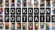 """""""Lockdown Portraits"""", une expo photo à la découverte des visages et des histoires derrière les portes fermées du confinement"""