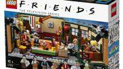 """""""Friends"""" se transforme en Lego pour son 25e anniversaire"""