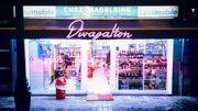 """Divagation 2 ans ≈ Night shop plug and play party"" : un anniversaire chez Madeleine"