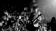 Le projet parallèle (pas si) secret de Green Day en live