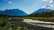Canada : le réchauffement climatique modifie l'écoulement de rivières