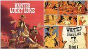 """Wanted Lucky Luke"": quand Lucky Luke devient… le hors-la-loi à attraper"