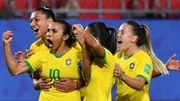 17 buts : Marta s'empare du record en Coupe du monde, hommes et femmes confondus