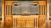Le grand orgue du Palais des Beaux-arts de Bruxelles