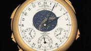 """Le """"Graal"""" des montres en vente aux enchères à Genève en novembre"""